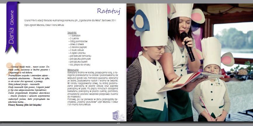 molowa książka kucharska wew