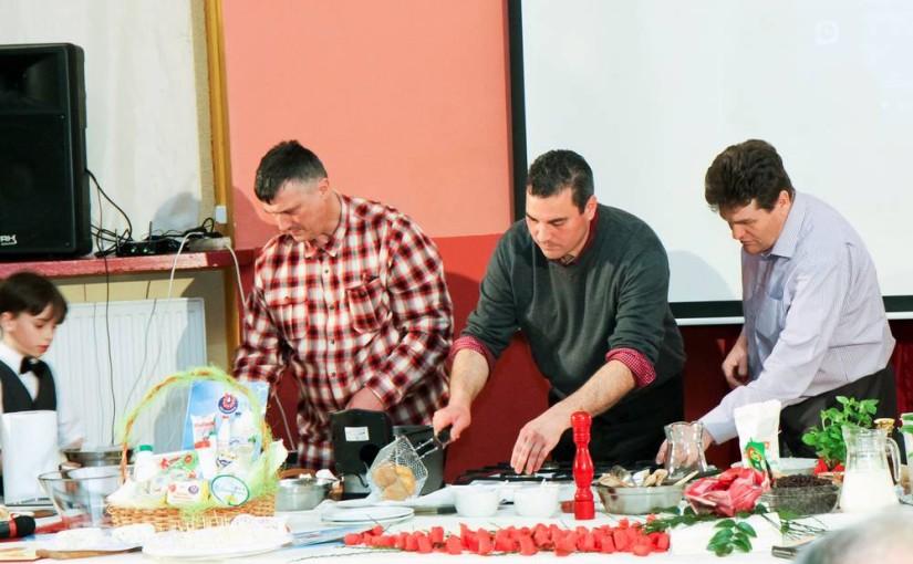 Męskie gotowanie dla Mola. Galeria zdjęć