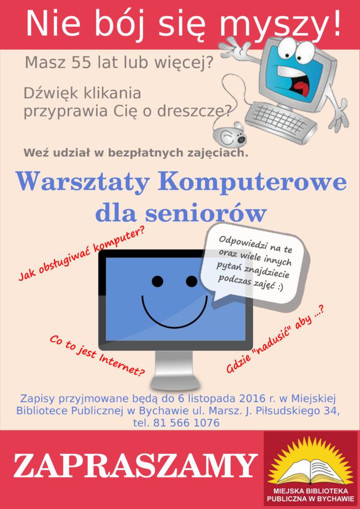 2016_ Warsztaty komputerowe dla Seniorów