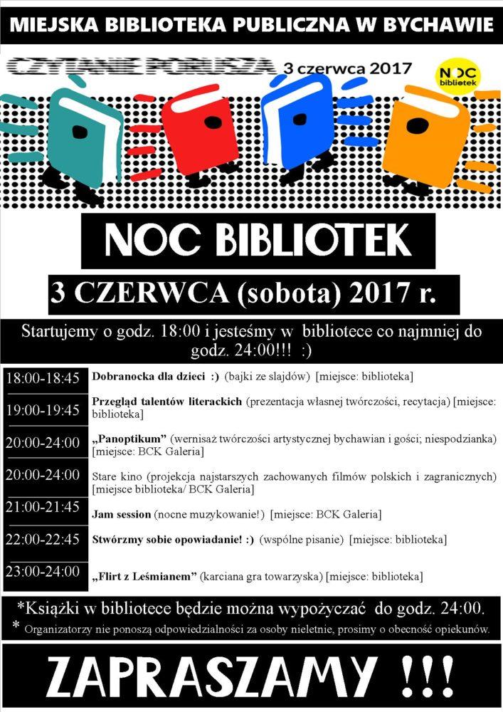 NOC BIBLIOTEK 2
